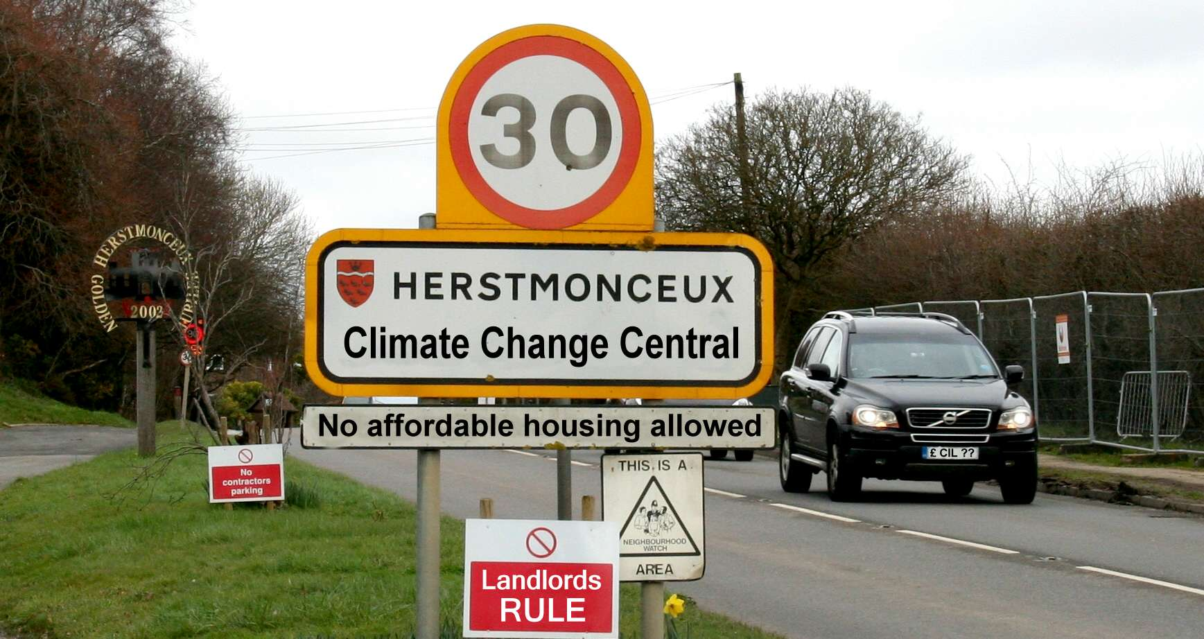 Greenhouse Gas Awards contender, Wealden District Council