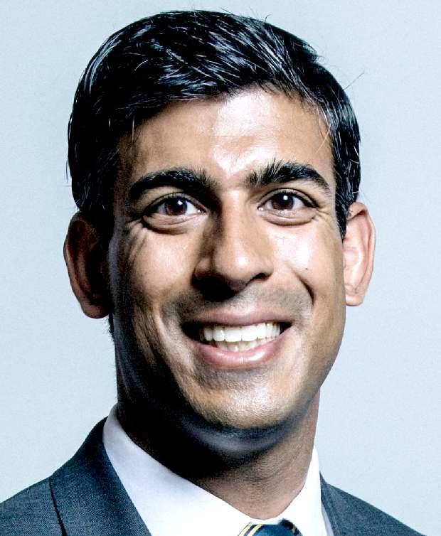 Rishi Sunack, MP Richmond, Yorkshire
