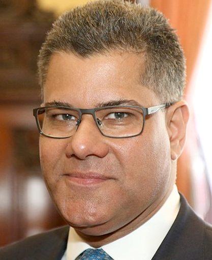 Alok Sharma MP, Reading West